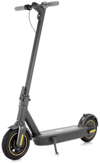 Recenze elektrokoloběžky Ninebot by Segway Kickscooter MAX G30