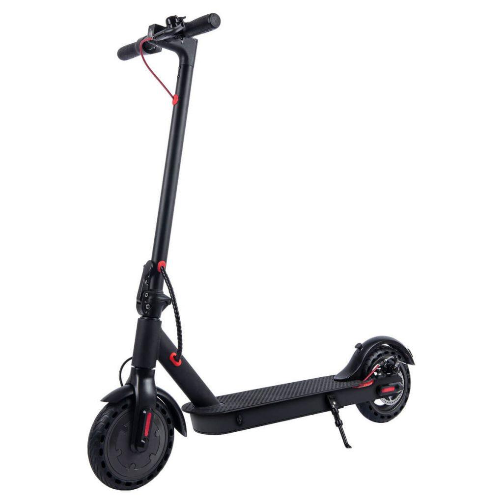 Scooter One na první pohled na ulici nerozeznáte od konkurenční značky Xiaomi