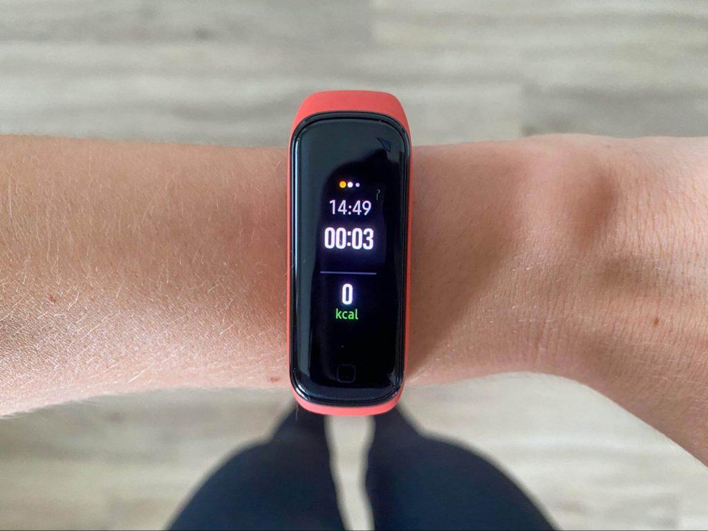 Náramek umí měřit vaši aktivitu